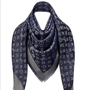 Authentic LV Shawl Scarf